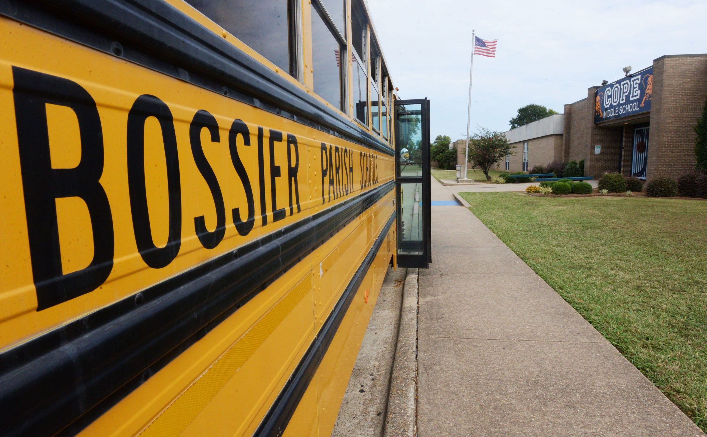 Bossier Schools will suspend its food service program and close all sites, as well as administrative offices, until further notice from the state.