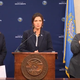 Governor Kristi Noem announced Monday she signed an executive order with how businesses and cities should respond to the coronavirus.