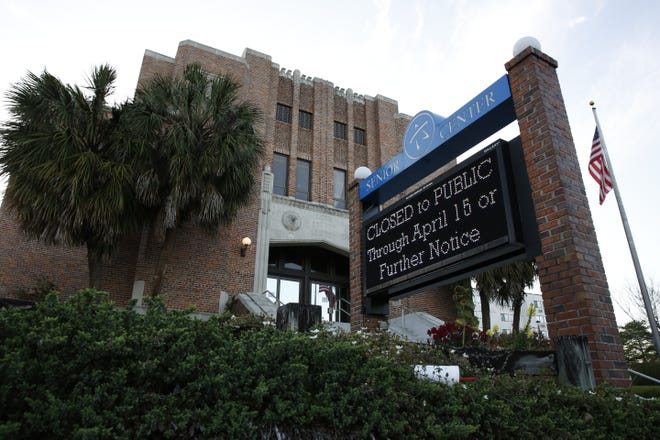 In an effort to limit exposure of COVID-19 to some of the most vulnerable segments of the population, the Tallahassee Senior Center of North Monroe St is closed to visitors until further notice.