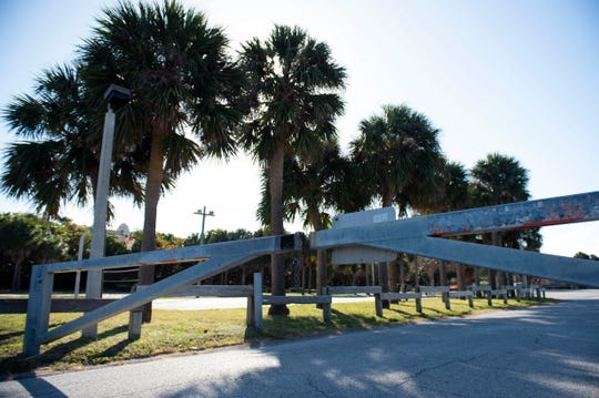 Martin County beaches, including Stuart Beach, are closed Monday, March 23, 2020, to help prevent the spread of the coronavirus. The Martin County beach closures do not apply to property owners, visitors and residents at beachfront properties, who may get to the beach via private access.
