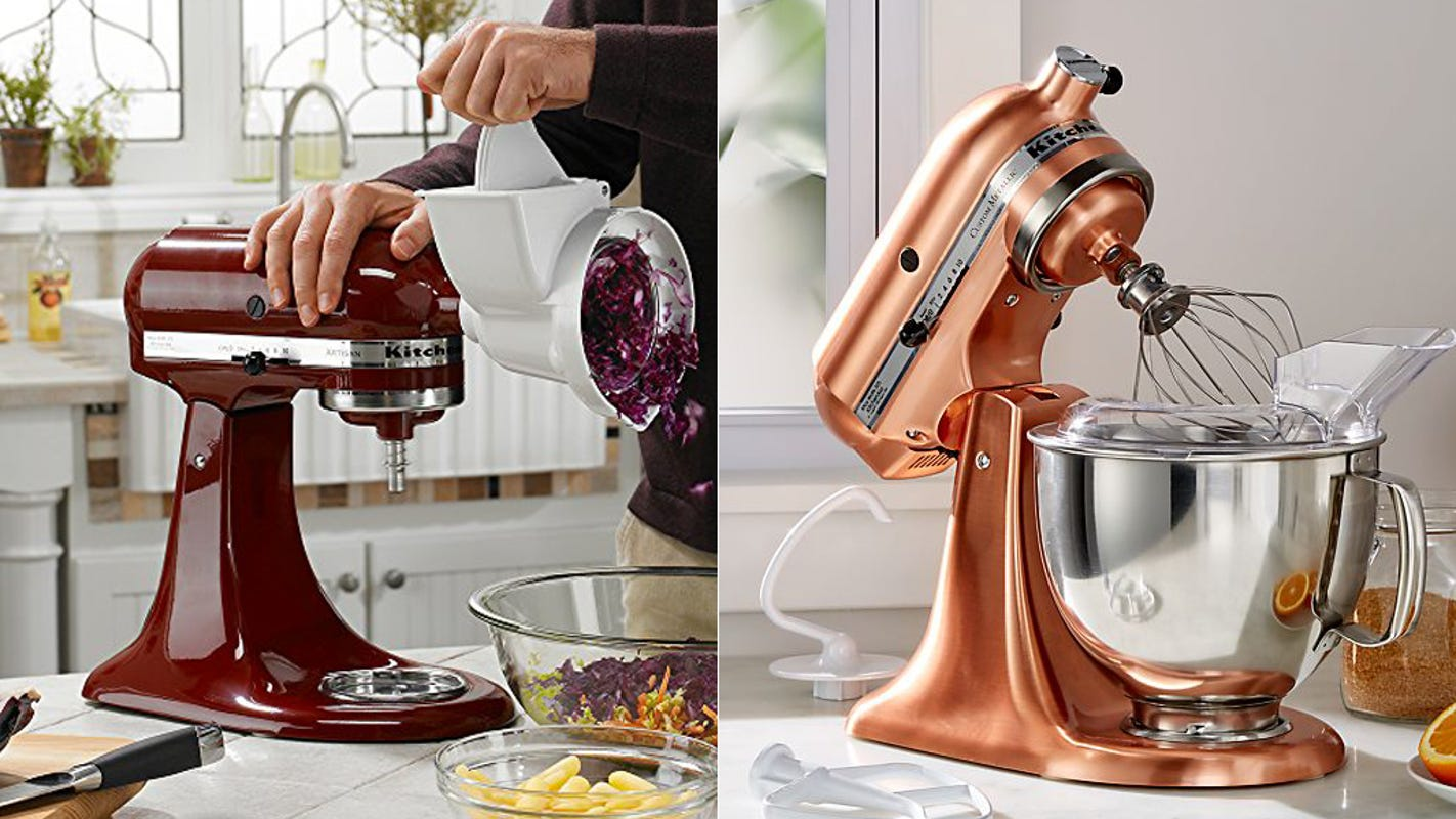 Stand Mixer On In Rare