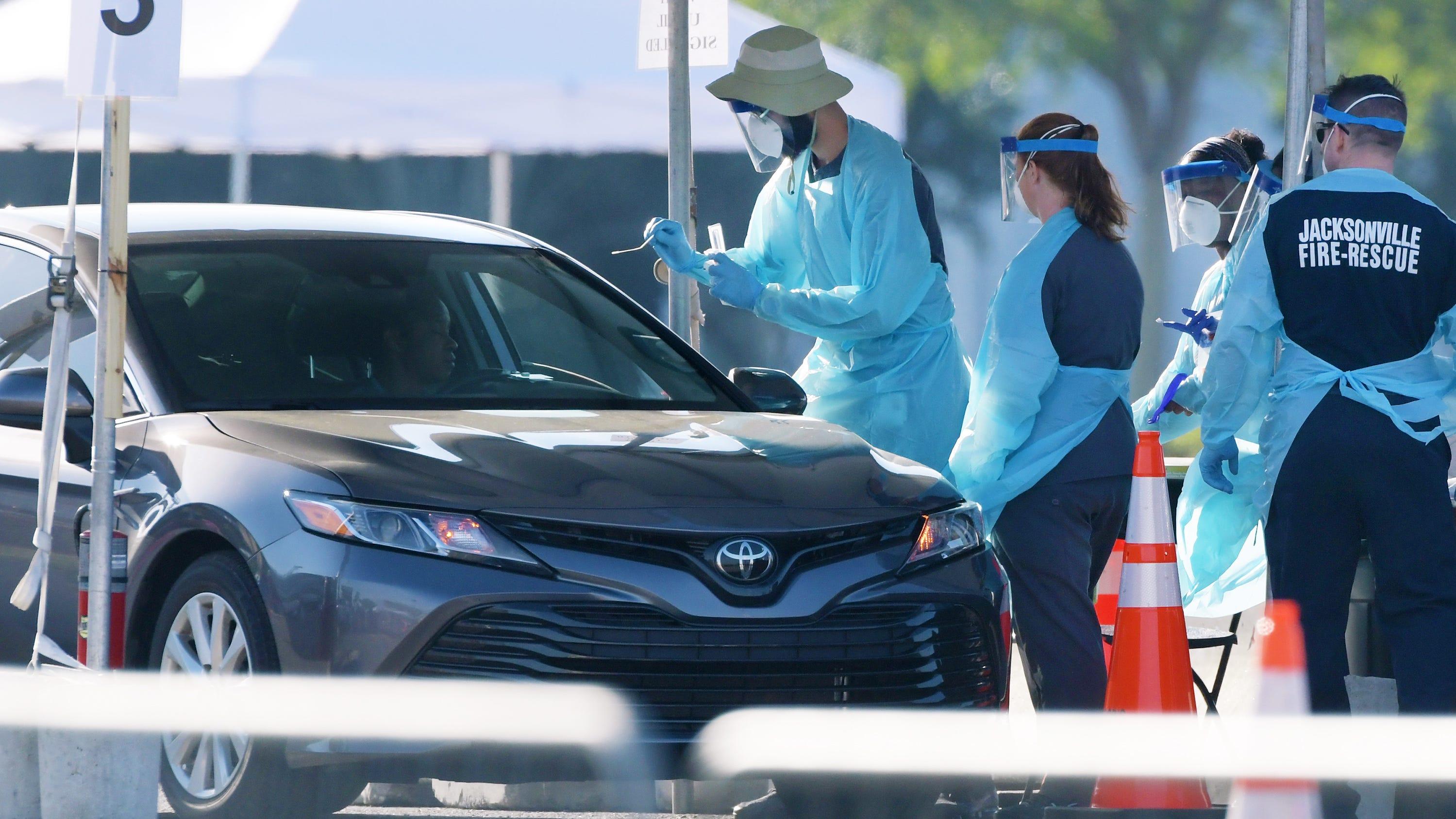 Coronavirus Tests Cvs Walgreens To Offer Free Covid 19 Testing
