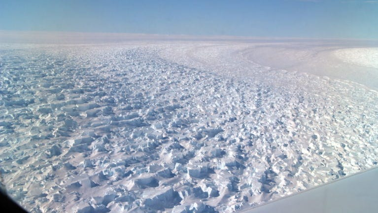 Antarctic glacier retreated 3 miles in 22 years, threatening global sea-level rise - USA TODAY