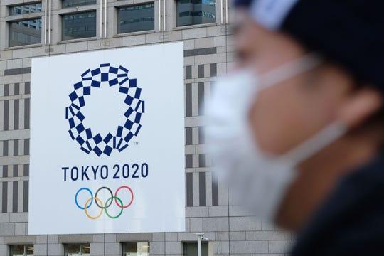 2020 Tokyo Olympics log0