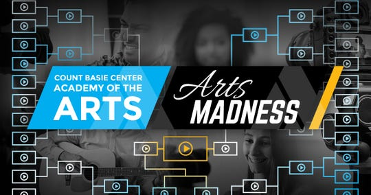 Arts Madness is taking place through the Count Basie Center for the Arts.