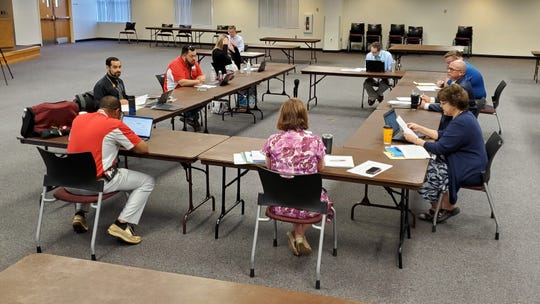 Negotiators for Brevard Public Schools and the Brevard Federation of Teachers met Tuesday to discuss new teacher contract provisions in light of changing work conditions due to the new coronavirus.