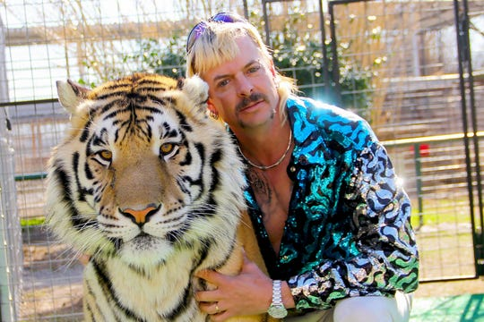 "Joe Exotic in ""Tiger King."""
