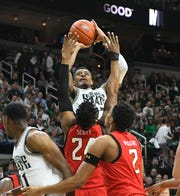 Michigan State's Xavier Tillman will test the NBA draft waters.