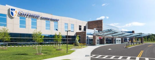 Guthrie Corning Hospital's new emergency department delivers high-quality healthcare to patients 24 hours per day, 7 days a week.