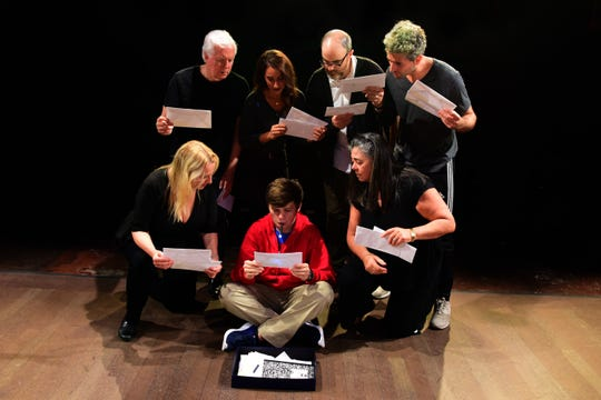 "Players Circle Theatre ran just one performance of ""A Curious Incident of the Dog in the Night-Time."" Then it canceled the rest of the play's run due to coronavirus fears"