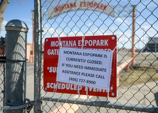 Montana ExpoPark has canceled all events through April to help prevent the spread of the coronavirus.