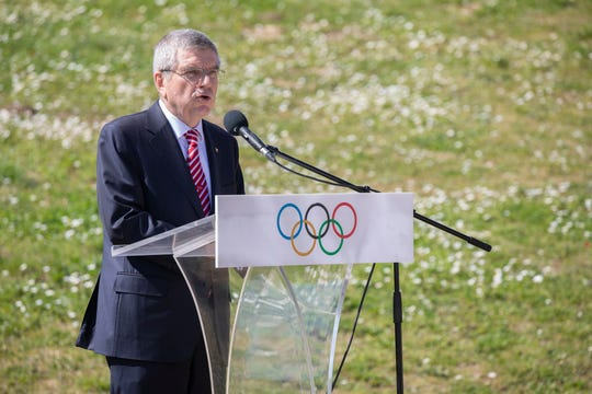 Thomas Bach, International Olympic Committee president