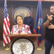 Gov. Lou Leon Guerrero extended Guam's public health emergency, closing beaches and parks and suspending open meeting laws