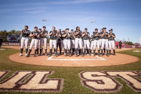 Mississippi State's softball team was 25-3 and just about to start conference play when the season was canceled due to the COVID-19 pandemic. Head coach Samantha Ricketts is still excited for what's to come in 2021.