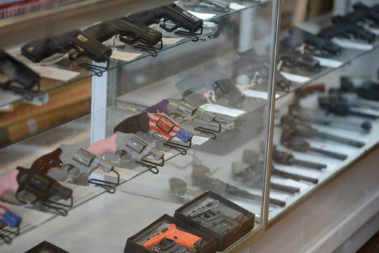 Mansfield Sporting Arms offers a variety of handguns as well as rifles.