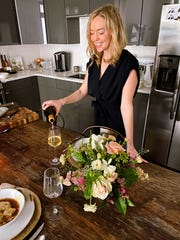 """Memphis-based food and lifestyle blogger Cara Greenstein hosted a virtual dinner party on March 22, 2020. Over 40 hosts and hostess gathered together to host dinner parties across Memphis while stay """"Safer at Home."""""""