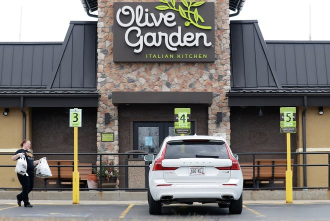 An Olive Garden has been proposed in Delafield at the site of the former Perkins at2440 Milwaukee St.