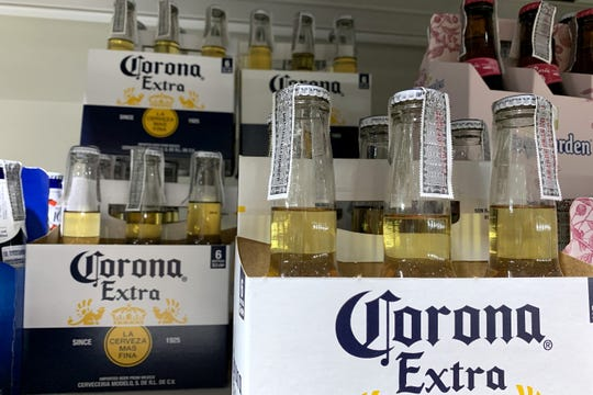 Grupo Modelo, which produces several beer brands, including Corona, Pacific, and Modelo, will be temporarily suspending production and sales.