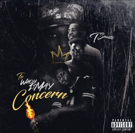 """T Smith's new EP """"To Whom It May Concern"""" will be released March 31."""