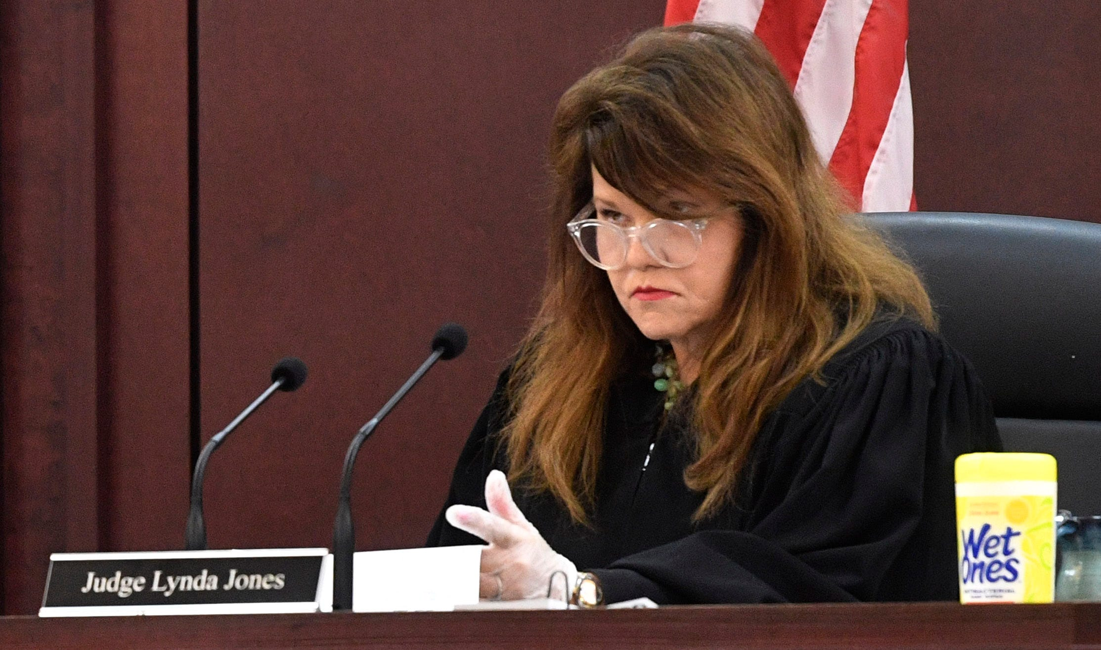 """""""The general consensus among our conference is that all judges currently comply,"""" Davidson County General Sessions Judge Lynda Jones told Knox News when questioned about whether judges were following Tennessee law about granting cash bail in criminal cases."""