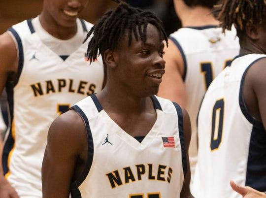 Naples Daily News Boys Basketball All-Area Team 2019-20