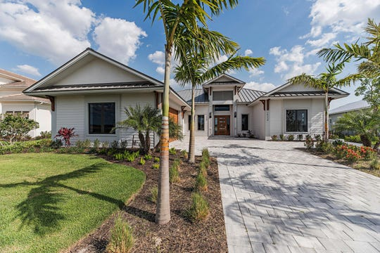 KTS Homes has announced that final touches are being added to its Newport II single-family residence in Parrot Cay at Naples Reserve.