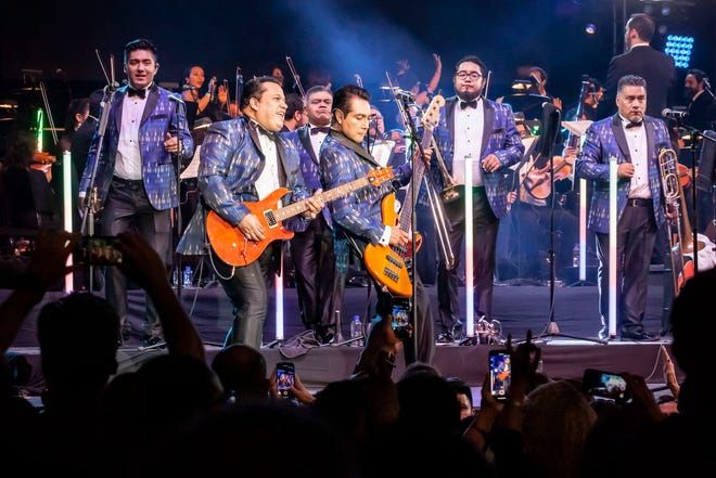 Los Ángeles Azules posponen conciertos en Estados Unidos, por crisis del COVID-19. José
