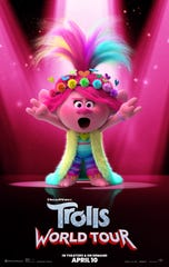 "Siendo conscientes de la situación actual, Universal Pictures anunció que la anticipada película animada para toda la familia ""Trolls World Tour"", estará disponible a partir del 10 de abril en cines y plataformas on demand."