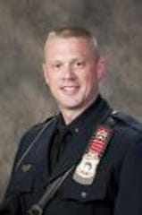 Chief Jason Loper of Fairview Twp. Police