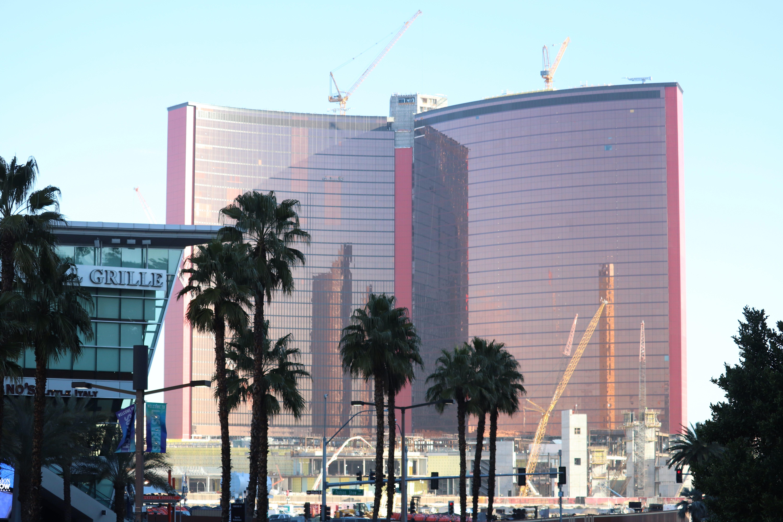 Coronavirus Resorts World Las Vegas Builder Tests Positive