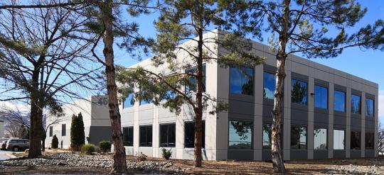 Reno office of Hamilton Medical Inc., which distributes ventilators from Hamilton AG of Switzerland.