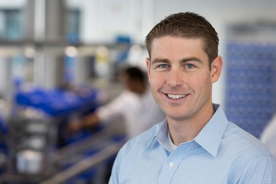 Bob Hamilton, CEO of Hamilton Medical Inc. of Reno, and board member of Hamilton Medical AG of Switzerland. The companies make and distribute ventilators.
