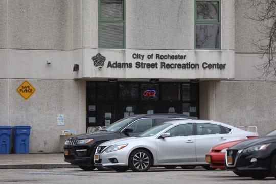 City of Rochester's Adams Street Recreation Center.