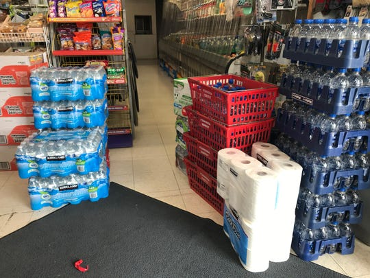 The Alisal Market is reselling a pack of Kirkland Signature Bottled Water 16.9 fl. oz., 40-pack, for $15.99 when Costco sells it for $2.99 plus the $2 for the California Refund Value. The Alisal Market is tripling the price of the case of waters.
