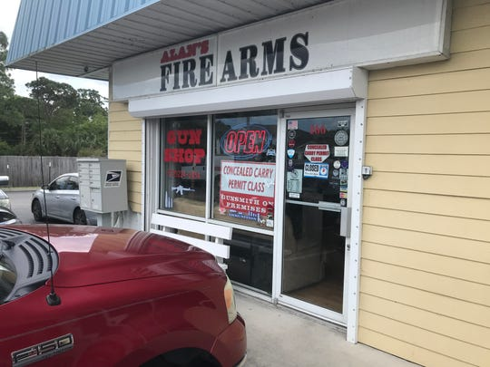 Proprietors of firearms businesses on the Treasure Coast, such as Alan's Firearms in Port St. Lucie, report a huge demand for guns and ammunition as COVID-19 related concerns rise.
