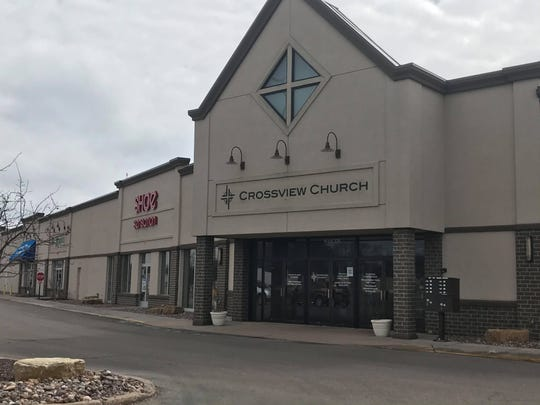 Crossview Church, 1000 E. Riverview Expy. #120