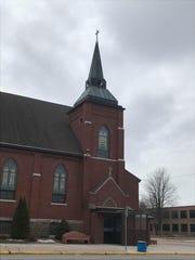 Immanuel Lutheran Church, 160 Eight St. N. in Wisconsin Rapids