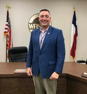 Wichita Falls ISD Superintendent Mike Kuhrt