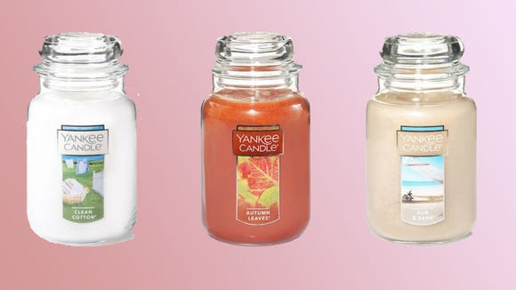 Stock up on Yankee Candle favorites.