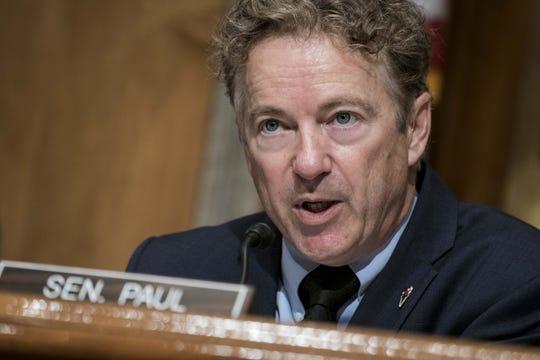 Dr. Rand Paul, a Republican, represents Kentucky in the U.S. Senate.