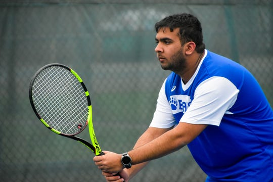 Bolton High School junior Abbas Khambatti scored a 36 on the ACT. In addition to standing out in the classroom, Khambatti also is a member of the Bolton tennis team.