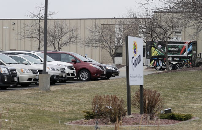 Dixon Ticonderoga (formerly known as Pacon) remains open as an essential business in Grand Chute.