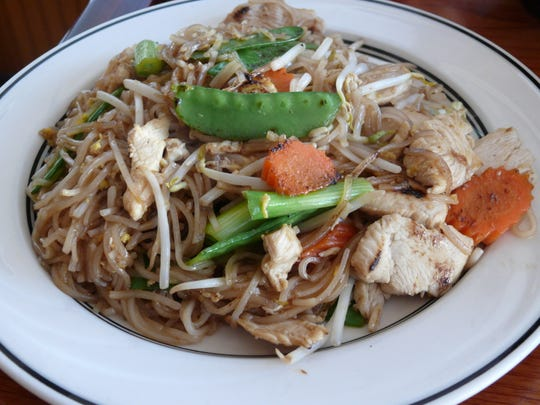 TangTeak Noodle is one of the dishes on the takeout menu at Nippon Thai Restaurant in Satellite Beach
