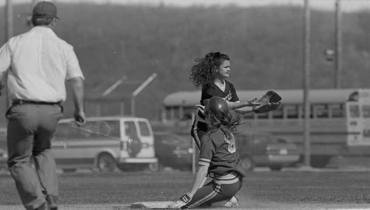 Paint Valley rallied from a 4-1 deficit to defeat Unioto in this game from April 1993. Unioto was leading the SVC at the time.