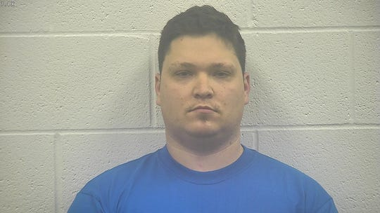 Elijah Mays was arrested March 23, 2020, on a first-degree sexual abuse charge in Kenton County. A co-worker at the Ludlow firehouse where Mays worked as a firefighter accused him of unwanted sexual contact.