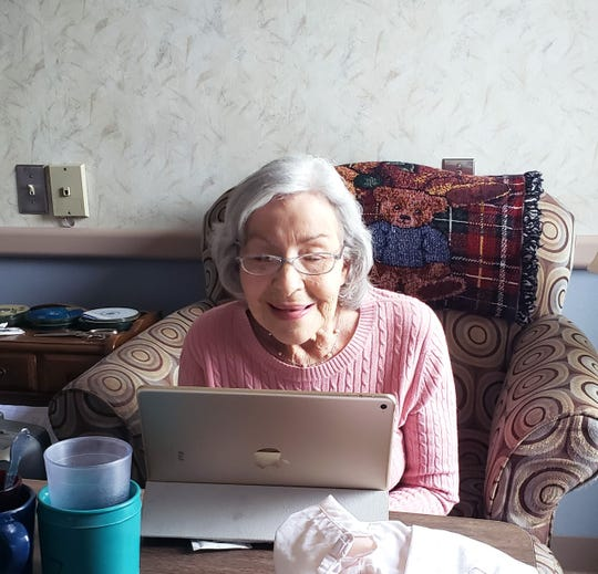 Over 1,000 local senior citizens can now virtually connect with their family and friends with the donated iPads.