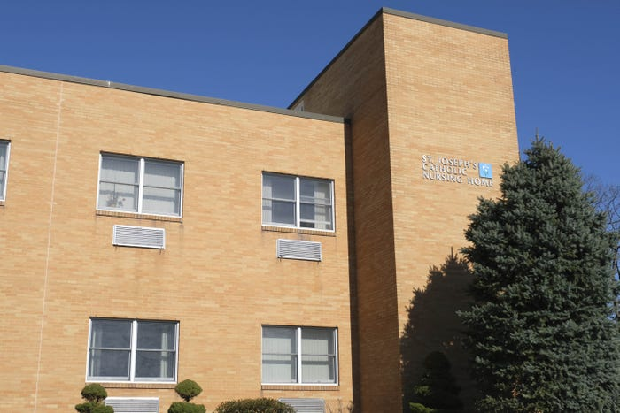 All 94 residents of New Jersey nursing home presumed positive for coronavirus