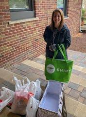 Shipt shopper Jennifer
