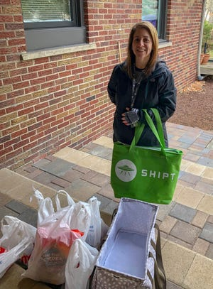 Shipt shopper Jennifer