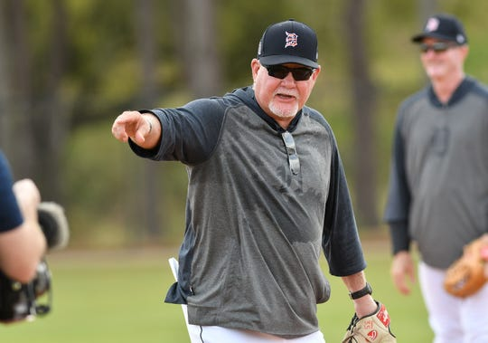 Ron Gardenhire was officially supposed to open his third season as Tigers manager on Thursday.